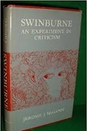 Swinburne: An Experiment in Criticism